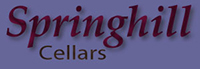 Springhill Cellars Winery Logo